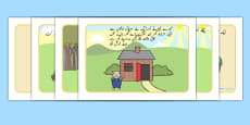 The Three Little Pigs Story Urdu