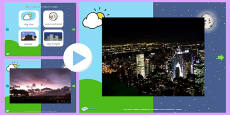 Day and Night Video PowerPoint