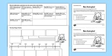 Rat-Astrophe! Activity Sheet