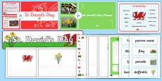 St Davids Day Resource Pack