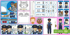 Aistear The Garda Station Display Pack