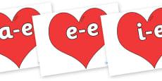 Split Digraphs on Hearts (Plain)