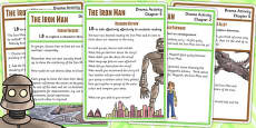 The Iron Man Drama Activity Pack
