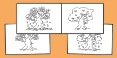 Autumn Sequencing Activity