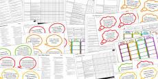 2014 Curriculum Lower KS2 Maths Assessment Pack