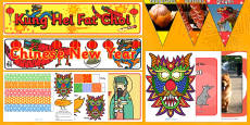 Ready Made Chinese New Year Display Pack