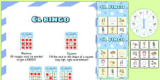 CL Spinner Bingo