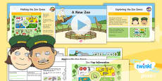 PlanIt Y1 Animals: to Support Teaching on Dear Zoo Lesson Pack Non-Chronological Report (1)