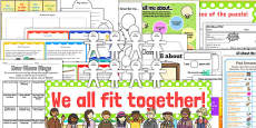 Getting to Know You:  New Class Pack KS1