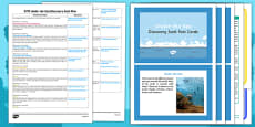 EYFS Under the Sea Discovery Sack Plan and Resource Pack
