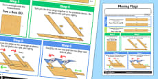 Making Levers and Linkages: Moving Flags Activity Sheet