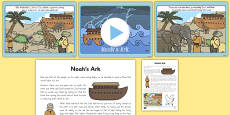 Noah's Ark Story PowerPoint and Script