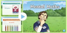 Mental Maths  PowerPoint