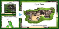 Skara Brae Stone Age Information PowerPoint