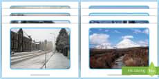 New Zealand Winter Photo Display Pack