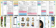 EYFS All About Me My Family Adult Input Planning and Resource Pack