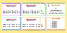 150 KS2 Mixed Maths Challenge Cards Bumper Pack