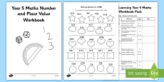 Year 5 Maths Number and Place Value Workbook