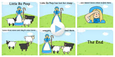 Little Bo Peep PowerPoint