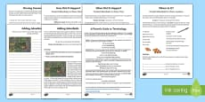 Year 3 and 4: Fronted Adverbials Activity Booklet