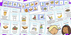 SEN Sequencing Cards Resource Pack