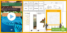 Dudley Zoo Teach Event Activity Pack