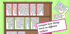 2014 Curriculum Year 3 Science Assessment Bookshelf Editable Targets