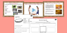 Mayan Civilization Food Lesson Teaching Pack PowerPoint