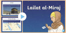 The Story of Lailat al-Miraj PowerPoint