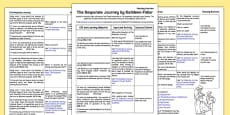 Planning Overview to Support Teaching on The Desperate Journey