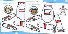 Split Pin Astronaut (Australia)