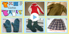 Clothing Photo PowerPoint