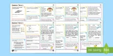 Year 6 Summer Term 1 SPaG Activity Mats