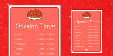Christmas Post Office Opening Times