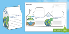 Earth Day 2017 House Activity