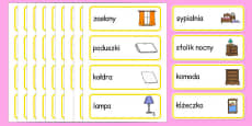 Home Word Cards Polish