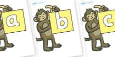 Phoneme Set on Monkeys