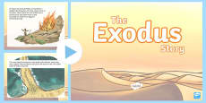 The Exodus Story PowerPoint