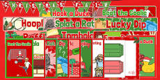 Christmas Fair Resource Pack