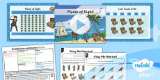 PlanIt Y3 Multiplication and Division Lesson Pack Learning the Facts (3)