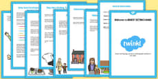 EYFS Setting Information Booklet for Home Visits