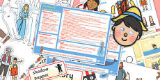 Pinocchio KS1 Lesson Plan Ideas and Resource Pack