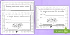 Diplomas para colorear: Día de la Madre