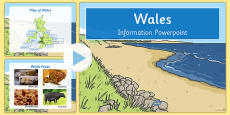 Wales Information PowerPoint