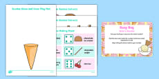 Build a Sundae Busy Bag Prompt Card and Resource Pack
