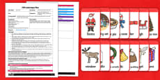 Christmas Describe It and Find It EYFS Adult Input Plan and Resource Pack