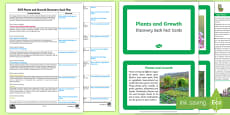 EYFS Plants and Growth Discovery Sack Plan and Resource Pack