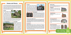 Houses and Homes Differentiated Fact File