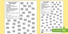 Multiplication Roll and Colour Activity English/Mandarin Chinese