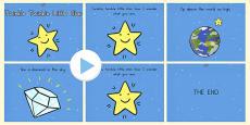 Australia - Twinkle Twinkle Little Star PowerPoint
